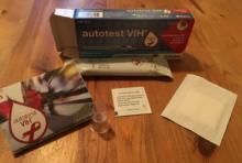 Pack autotets de la prueba del VIH